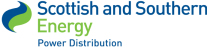 Scottish and Southern Electricity Power Distribution logo
